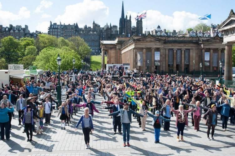 Imagen de 'Amanece en Edimburgo'