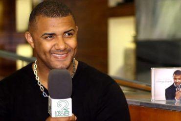 Henry Mendez durante la entrevista a LosInterrogantes.com