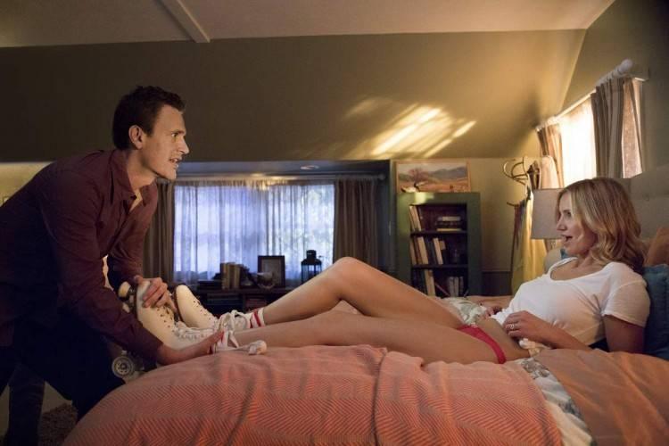 Imagen de la película 'Sex Tape. Algo pasa en la nube'