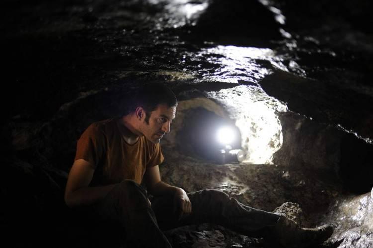 Imagen de la película 'La cueva'