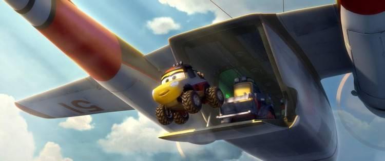 Imagen de 'Aviones: Equipo de rescate'