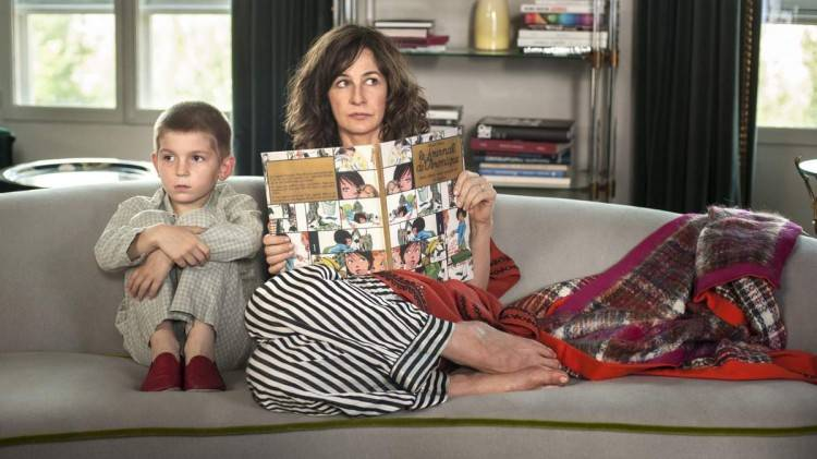 Imagen de la película 'Voy a ser mamá'