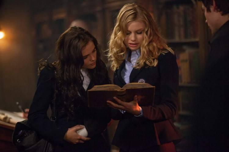 Imagen de la película 'Vampire Academy'