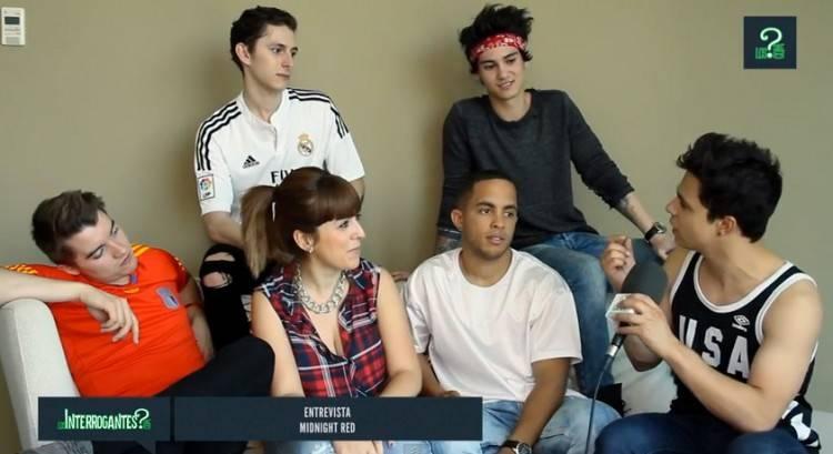 Entrevistamos a Midnight Red, la nueva boyband americana