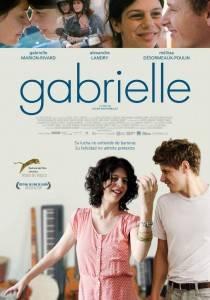 Cartel de la película 'Gabrielle' 2013