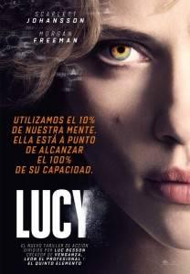 Cartel de la película 'Lucy'