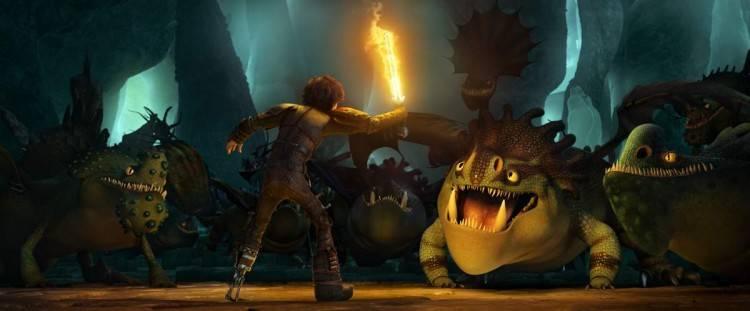 'Cómo entrenar a tu dragón 2' - Imagen de la película
