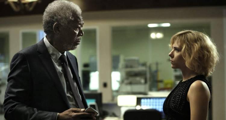 Imagen de la película 'Lucy'