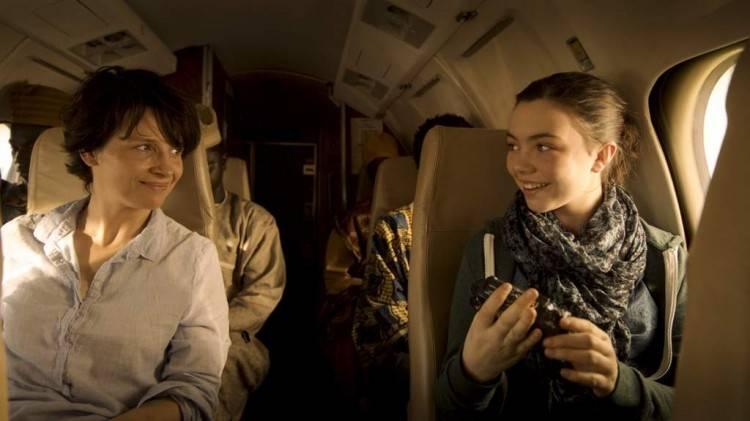 Imagen de la película 'Mil veces buenas noches'