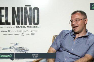"""Entrevista película """"El niño"""" con Daniel Monzón"""