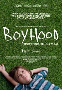 Cartel de 'BoyHood (Momentos de una vida)'