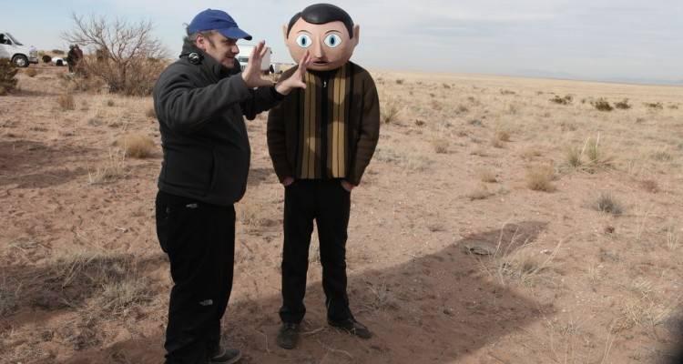 Imagen de la película 'Frank'