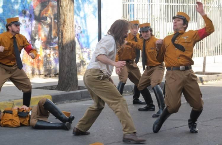 Foto de 'La danza de la realidad'