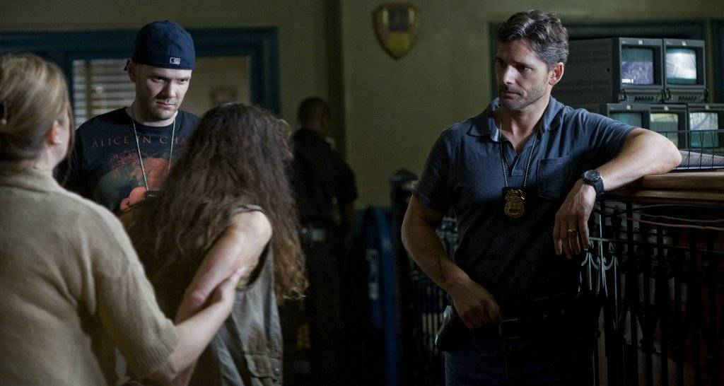 Líbranos del mal de Netflix con Eric Bana