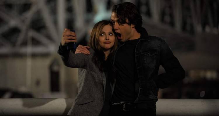 Imagen de la película 'Si decido quedarme'