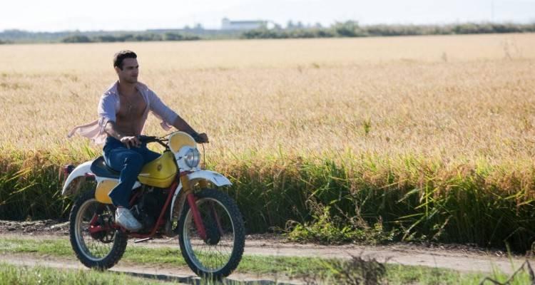 Jesús Castro en 'La isla minima'