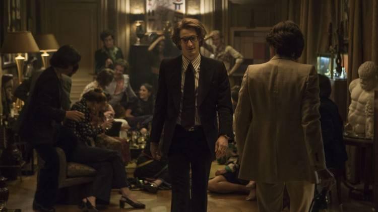 Imagen de la película 'Yves Saint Laurent'