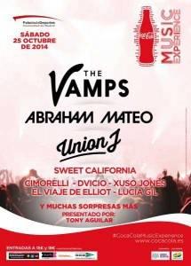 Coca-Cola Music Experience 2014