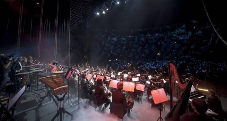 Foto de Film Symphony Orchestra Tour 2014