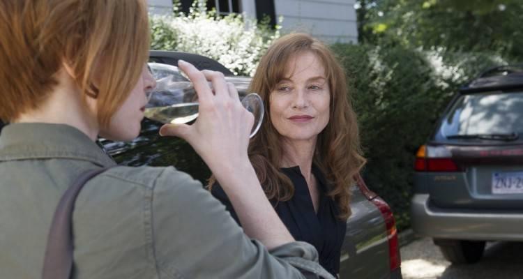 Jessica Chastain e Isabelle Huppert en 'La desaparición de Eleanor Rigby'