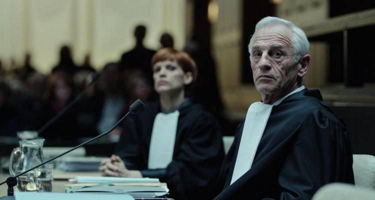 Veerle Baetens y Johan Leysen 'El veredicto (Het Vonnis)'