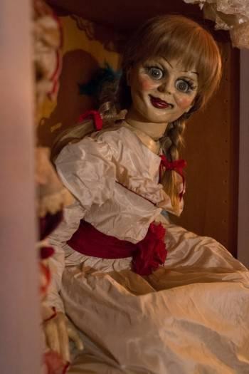 Imagen de la película 'Annabelle'