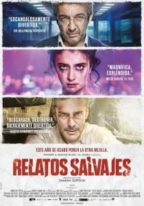 """Poster de la película """"Relatos Salvajes"""""""