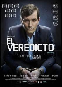 Poster de 'El veredicto (Het Vonnis)'