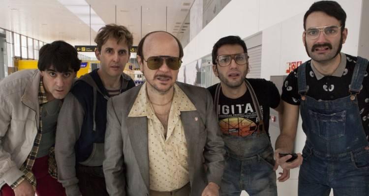 Jesulín de Ubrique, Julián López y Santiago Segura en 'Torrente 5: Operación Eurovegas'