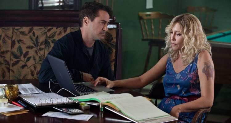 """Robert Downey Jr. y Vera Farmiga - Película """"El Juez"""""""