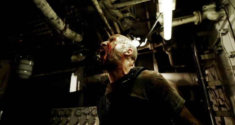Uno de los famosos zombies de 'Rec 4 , Apocalipsis'