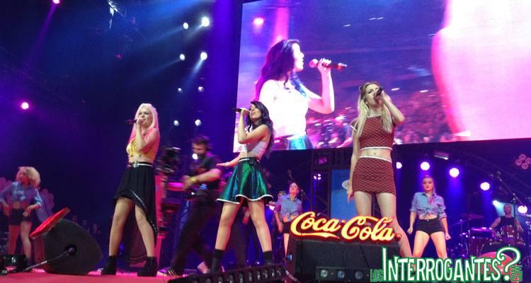 Sweet California en Coca-Cola Music Experience 2014