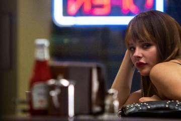 Chloë Grace Moretz en una escena de la película 'The equalizer'