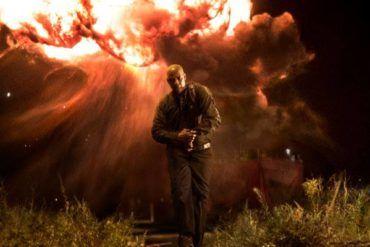 El actor Denzel Washington en una escena de la película 'The equalizer'