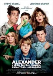 Alexander y el día terrible, horrible, espantoso, horroroso - Cartel