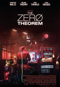 "Cartel de ""The Zero Theorem"""