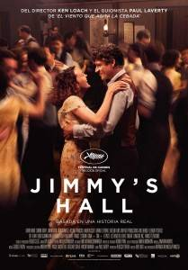 """Cartel de la película """"Jimmy's Hall"""""""
