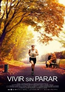 Cartel de la película 'Vivir sin parar'