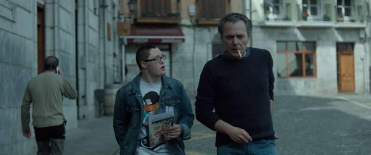 """Imagen de la película """"Fuego"""" con José Coronado"""