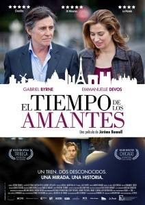 """Poster de la película """"El tiempo de los amantes"""""""