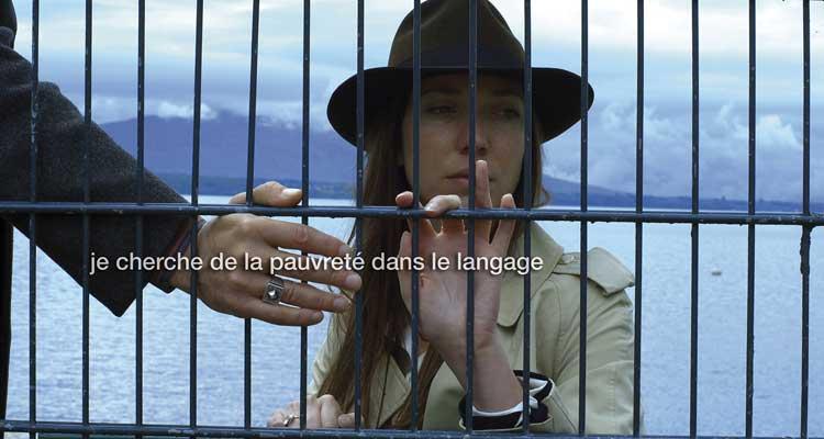 "Imagen de la película ""Adiós al lenguaje"""