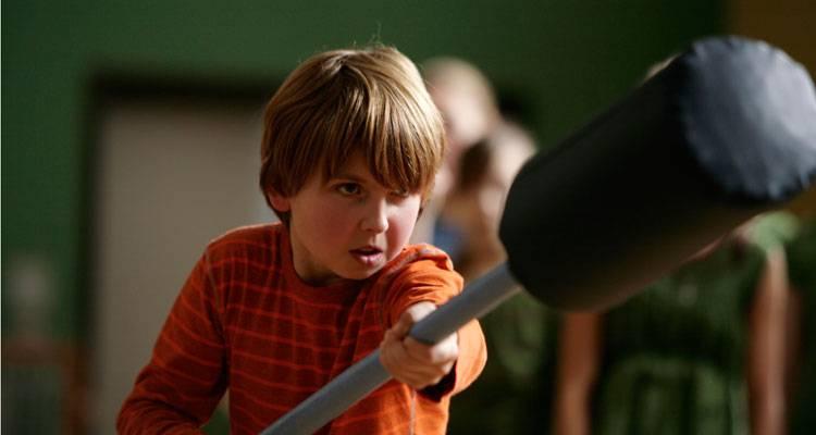 Imagen de la película 'Antboy' (2014)