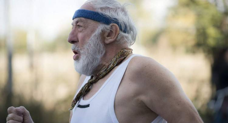 Kilian Riedhof en la película 'Vivir sin parar'
