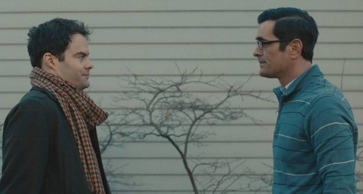 Bill Hader y Ty Burrell en 'The Skeleton Twins'