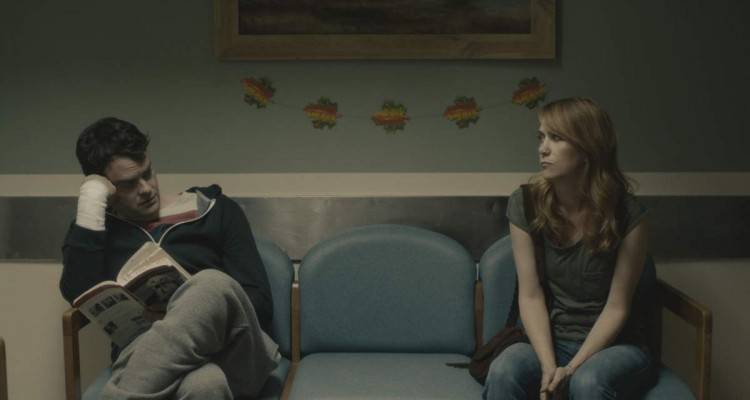 Bill Hader y Kristen Wiig en 'The Skeleton Twins'