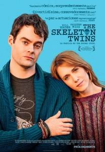 Poster de 'The Skeleton Twins'