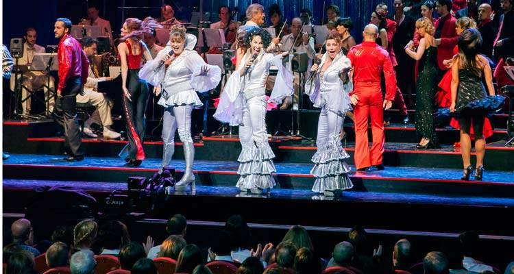 """Musical Mamma Mia para """"15 años de musicales: concierto aniversario Stage Entertainment"""""""
