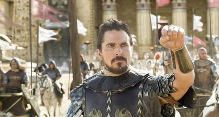 Imagen de Christian Bale en una escena de 'Exodus: Dioses y reyes'