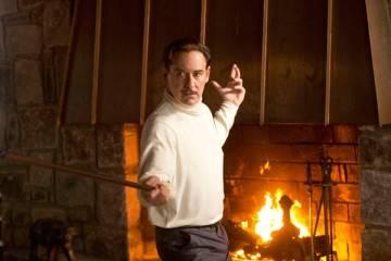 """Imagen de Kevin Kline en una escena de """"La última aventura de Robin Hood"""""""