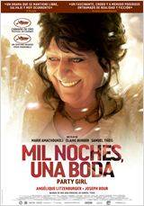 Mil noches, una boda (Party Girl) - Cartel